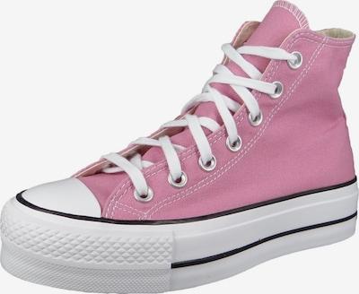 Sneaker înalt 'CTAS LIFT' CONVERSE pe roz / alb, Vizualizare produs