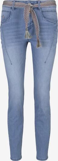 TOM TAILOR Jeans in de kleur Blauw denim / Grijs, Productweergave