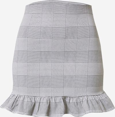 Miss Selfridge Falda en negro / blanco, Vista del producto