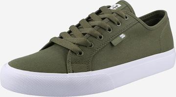 zaļš DC Shoes Sporta apavi