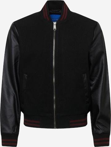 JACK & JONES Between-season jacket 'NICO' in Black