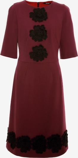 Madam-T Kokerjurk 'Sanata' in de kleur Rood, Productweergave