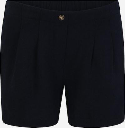 Vero Moda Petite Pantalon à pince 'Astimilo' en bleu marine, Vue avec produit