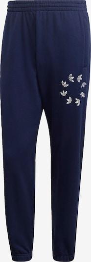 ADIDAS ORIGINALS Hose in dunkelblau / weiß, Produktansicht