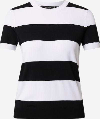 Lauren Ralph Lauren Svetr 'SUELO' - černá / bílá, Produkt