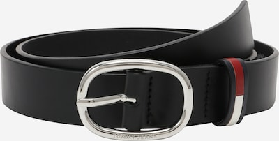 Tommy Jeans Belt in Navy / Red / Black / White, Item view