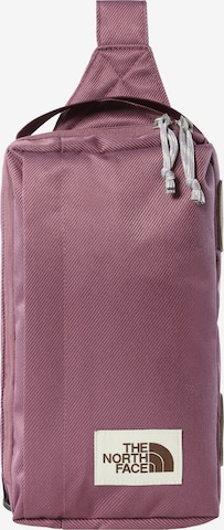 THE NORTH FACE Umhängetasche ' Field Bag' in Lila