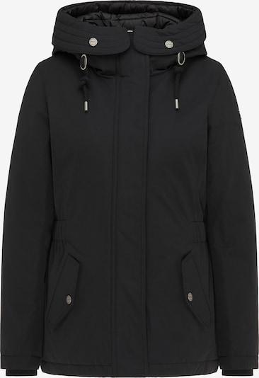 DreiMaster Klassik Winterjacke in schwarz, Produktansicht