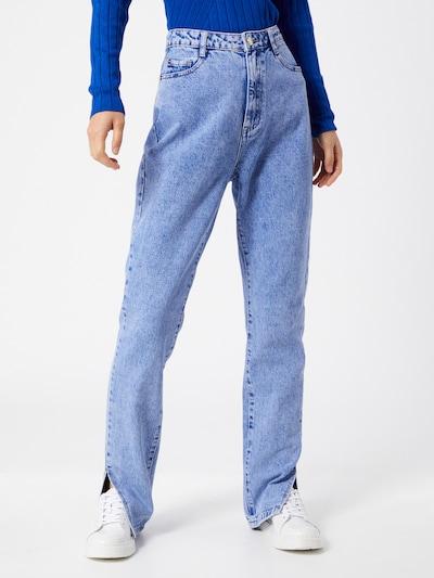 Missguided Jeans 'WRATH' in hellblau, Modelansicht