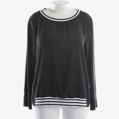 Marc Cain Blusenshirt in XL in schwarz / weiß, Produktansicht