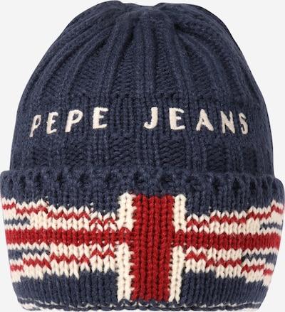 Pepe Jeans Čepice 'UNO' - marine modrá / červená / bílá, Produkt