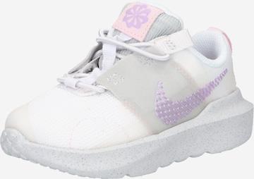 Nike Sportswear Ketsid 'Crater Impact', värv valge