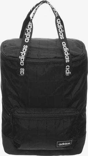 ADIDAS PERFORMANCE Rucksack in schwarz / weiß, Produktansicht