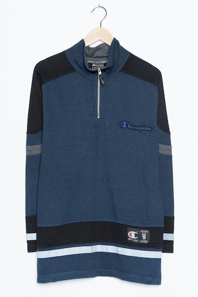 Champion Authentic Athletic Apparel Sweatshirt in L in dunkelblau, Produktansicht
