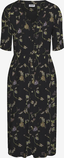 Noisy may Robe-chemise 'Fiona' en mélange de couleurs / noir, Vue avec produit
