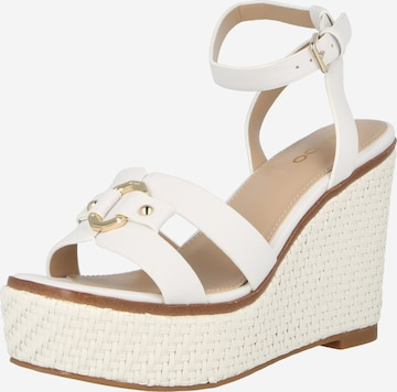 ALDO Sandale 'ONAN' in Weiß