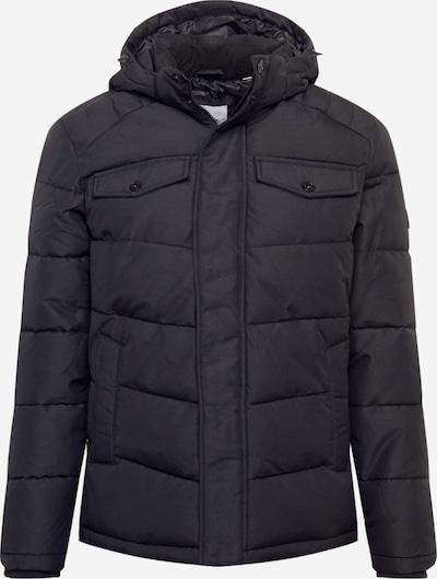 JACK & JONES Winterjas 'REGAN' in de kleur Zwart, Productweergave