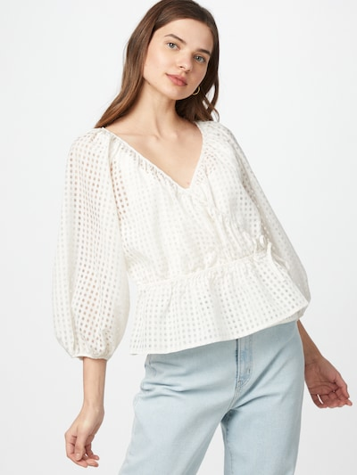LEVI'S Bluse 'Deliah' in creme, Modelansicht