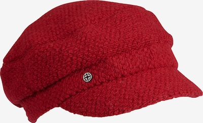 LOEVENICH Kapitänsmütze ' klassisch ' in rot, Produktansicht