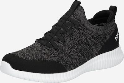 Sneaker low 'ELITE FLEX KARNELL' SKECHERS pe negru, Vizualizare produs