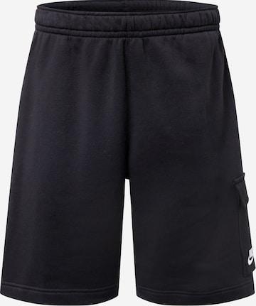 Nike Sportswear Pants in Black