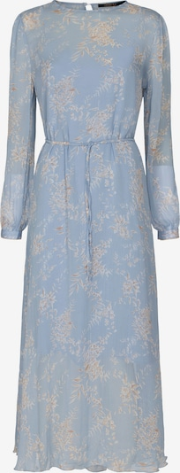 CaddisFly Dress 'Maria' in Beige / Smoke blue, Item view