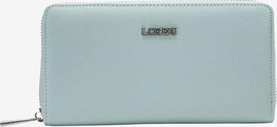 L.CREDI Brieftasche 'Florentia' in grün / jade, Produktansicht