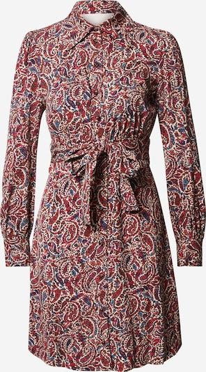 MICHAEL Michael Kors Košilové šaty - mix barev / vínově červená, Produkt