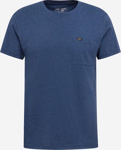 Lee Skjorte 'Ultimate Pocket' i mørkeblå: Frontvisning