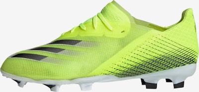 ADIDAS PERFORMANCE Fußballschuh 'X Ghosted.1 FG' in gelb / schwarz, Produktansicht