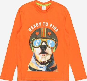 Boboli Shirt in Orange