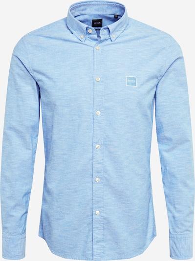 BOSS Casual Košile 'Mabsoot' - kouřově modrá, Produkt