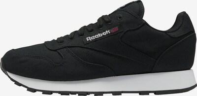Reebok Classics Sneakers laag 'Classic Leather' in de kleur Zwart, Productweergave
