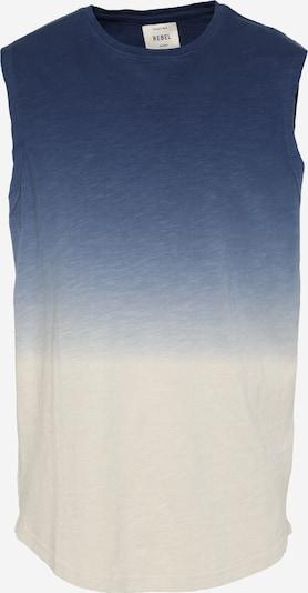 Redefined Rebel Tričko - tmavě modrá / bílá, Produkt