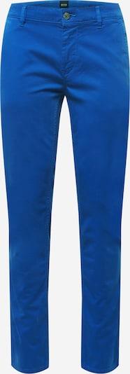 BOSS Casual Панталон Chino в небесносиньо: Изглед отпред