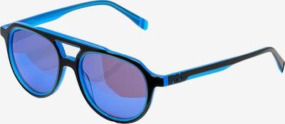Sergio Tacchini Sportzonnebril 'Eyewear Archivio' in de kleur Blauw / Gemengde kleuren, Productweergave