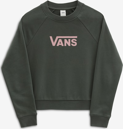 VANS Pullover 'Flying' in oliv / pink, Produktansicht
