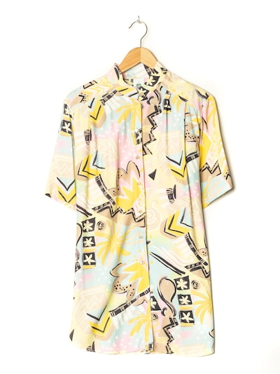 New Fast Bluse in 4XL in mischfarben, Produktansicht
