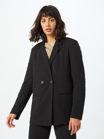 VILA Blazer 'Mary' in schwarz, Modelansicht