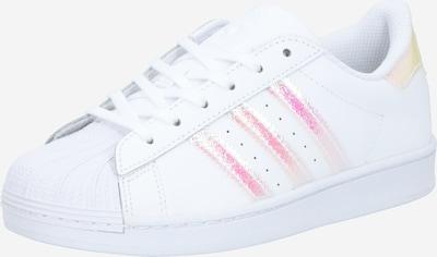 ADIDAS ORIGINALS Sneaker 'Superstar C' in lila / pink / weiß, Produktansicht