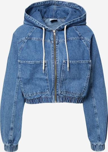 BDG Urban Outfitters Jacke in blue denim, Produktansicht