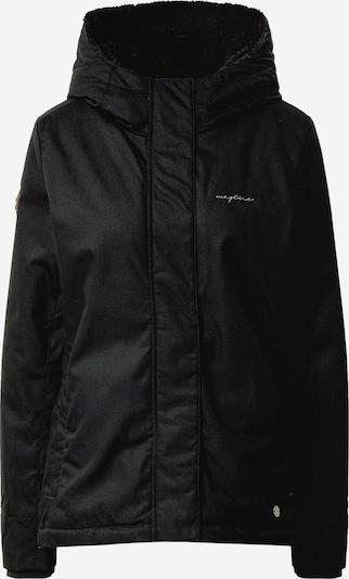 mazine Tussenjas in de kleur Zwart, Productweergave