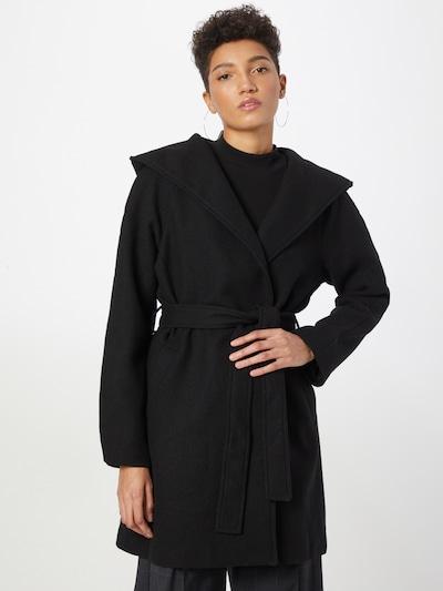 ABOUT YOU Manteau mi-saison 'Noelle' en noir, Vue avec modèle