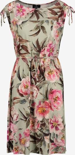 monari Kleid in pastellgrün / mischfarben, Produktansicht