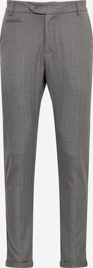 Les Deux Hose 'Como Herringbone' in grau, Produktansicht