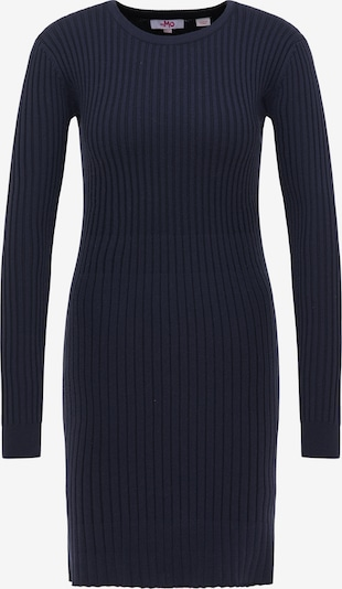 MYMO Robes en maille en bleu marine, Vue avec produit