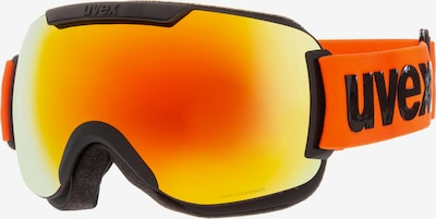 UVEX Skibrille in orange / schwarz, Produktansicht