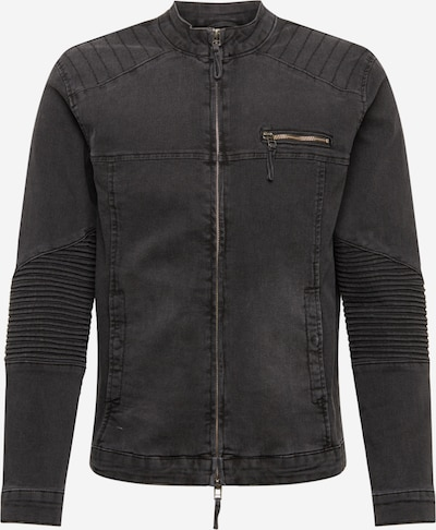 Only & Sons Jacke in black denim, Produktansicht