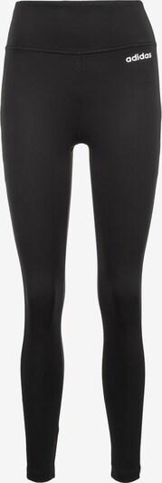 ADIDAS PERFORMANCE Pantalon de sport en bleu / noir / blanc, Vue avec produit