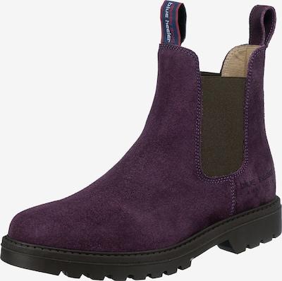 Blue Heeler Chelsea Boots 'Fraser' in umbra / dunkellila, Produktansicht